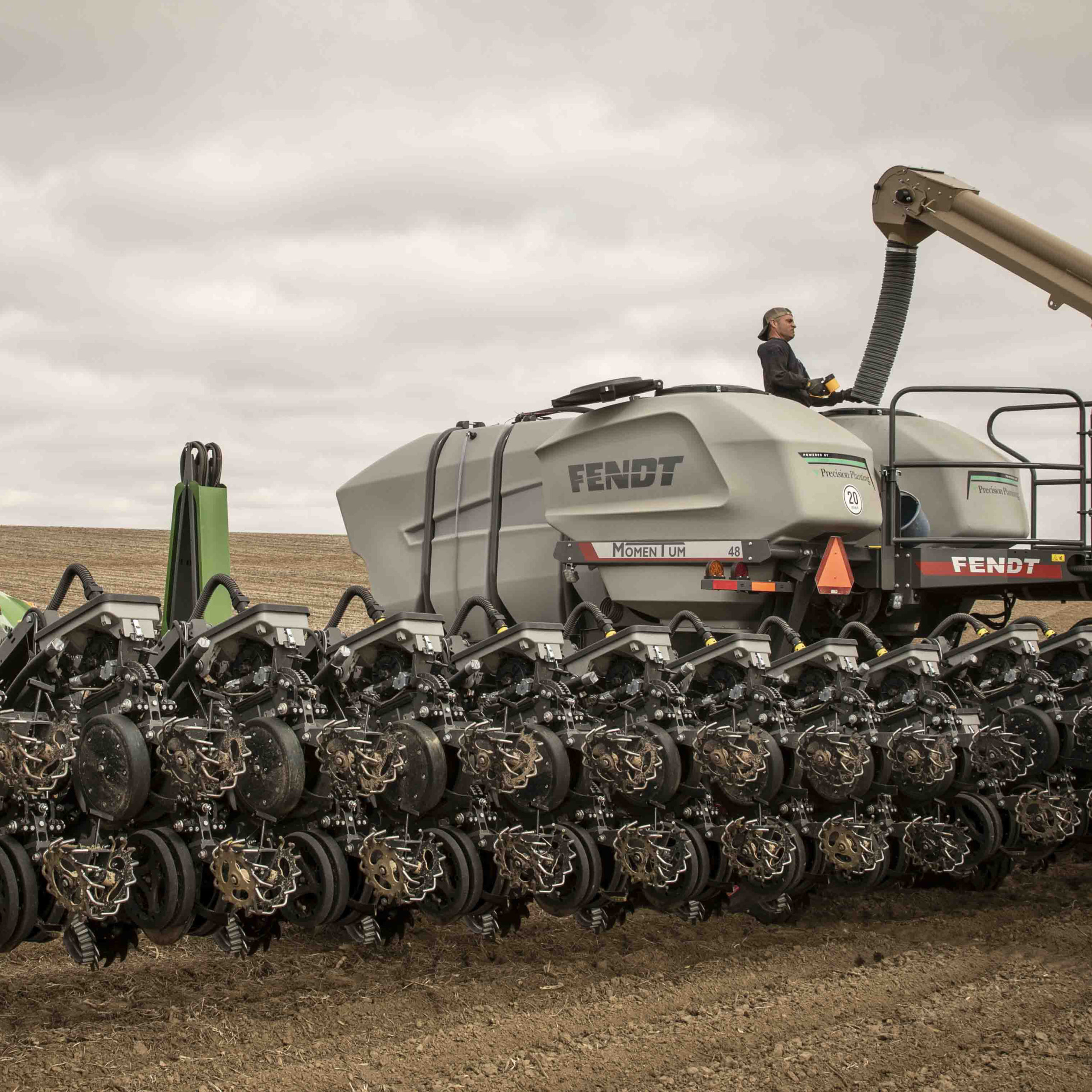 moving forward with planter technology